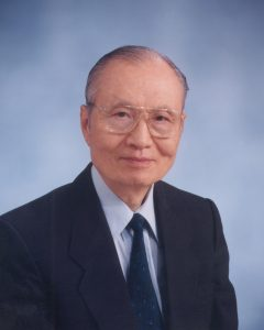 Dr. Shou Hsin Hsu