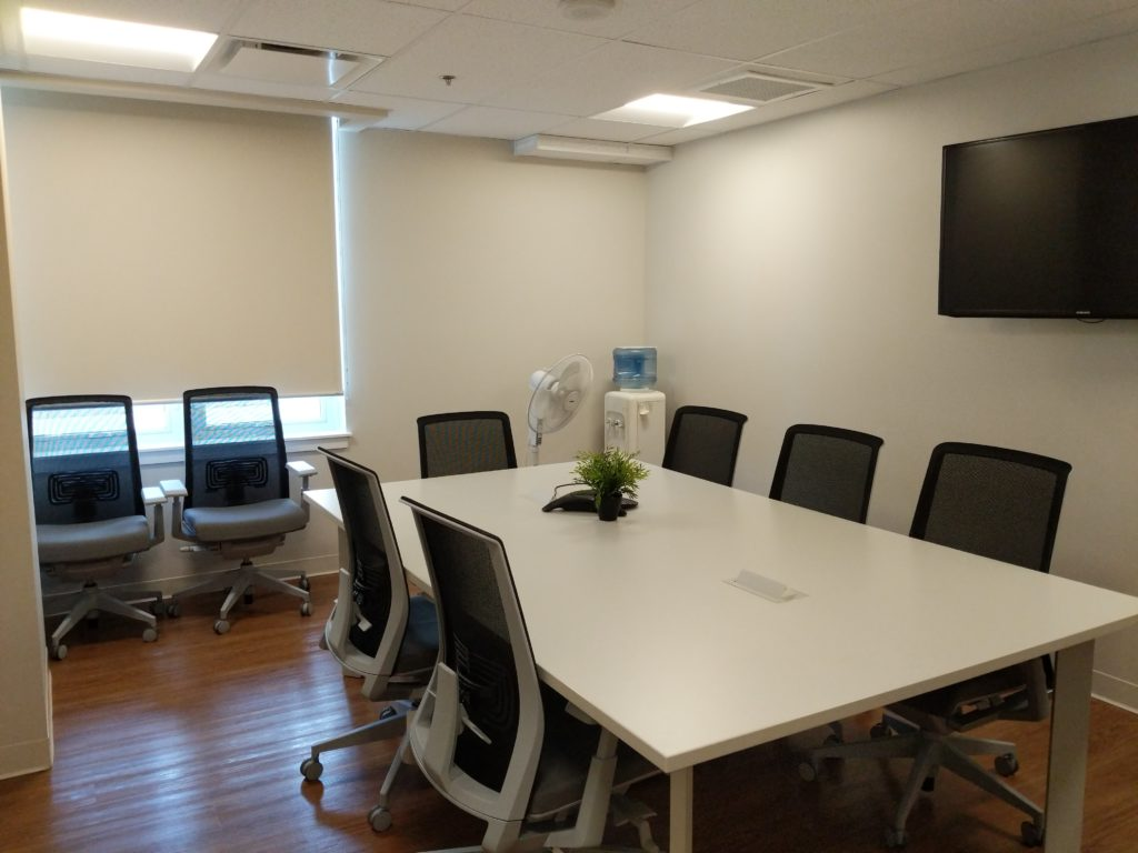Amenities: Care Conference Room