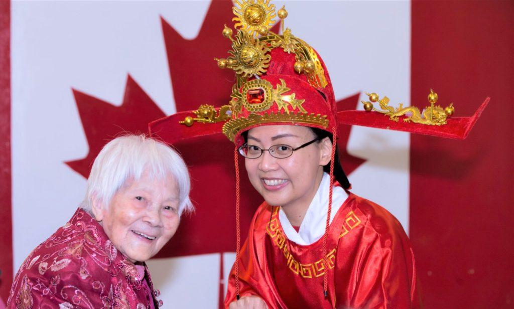 Chinese New Year Celebration with Seniors