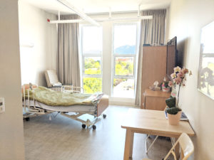 Home Care for Elderly: Private Resident Room