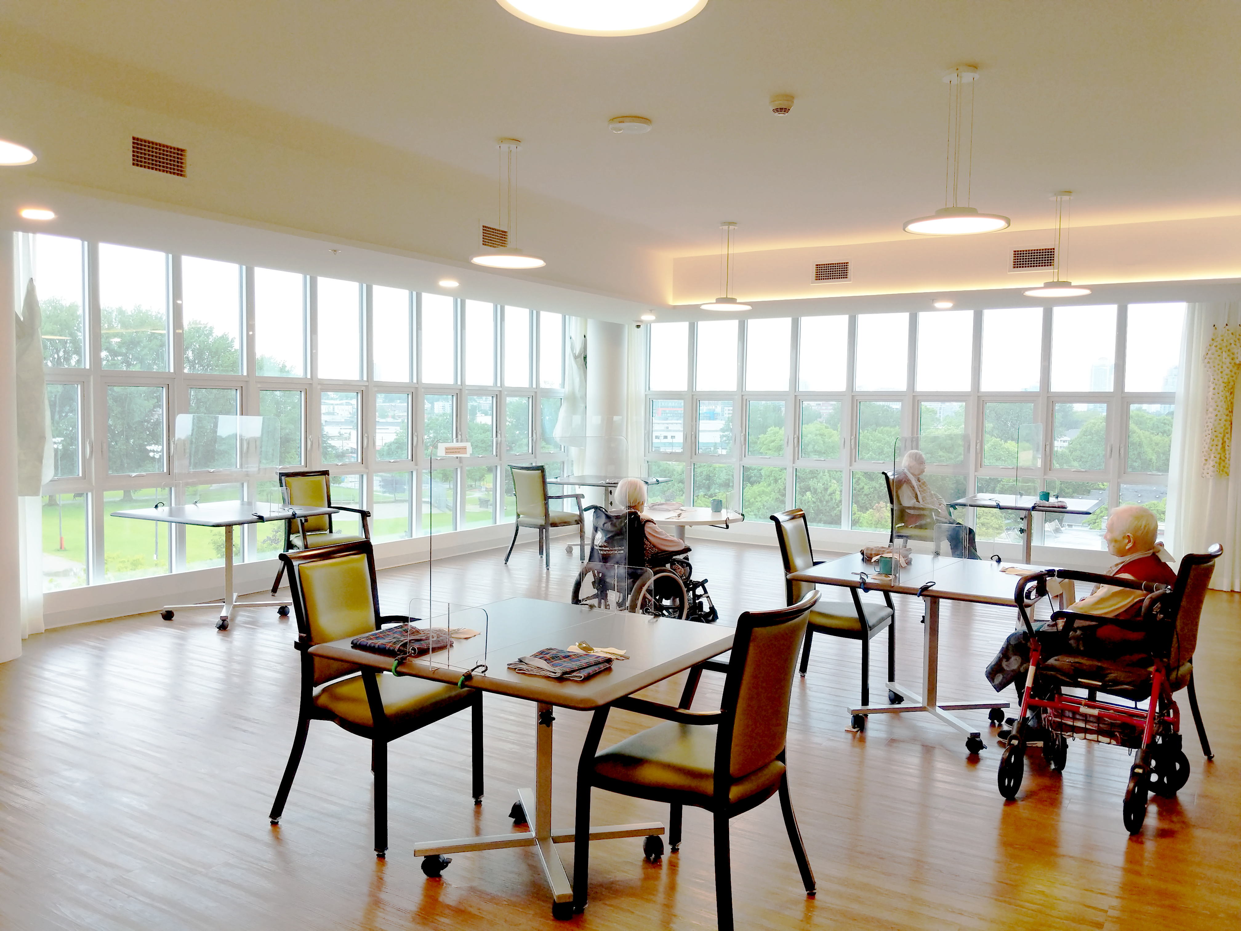 Long term care Home Dining Lounge